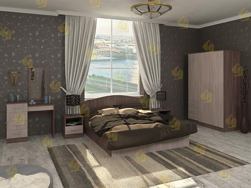 Модульная спальня Тавла 18Л