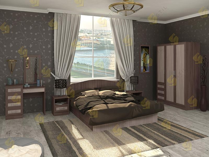 Модульная спальня Тавла 18М