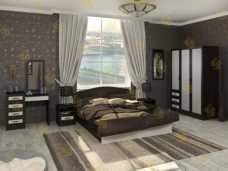 Модульная спальня Тавла 18Ж