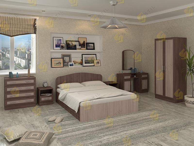 Модульная спальня Тавла 19М
