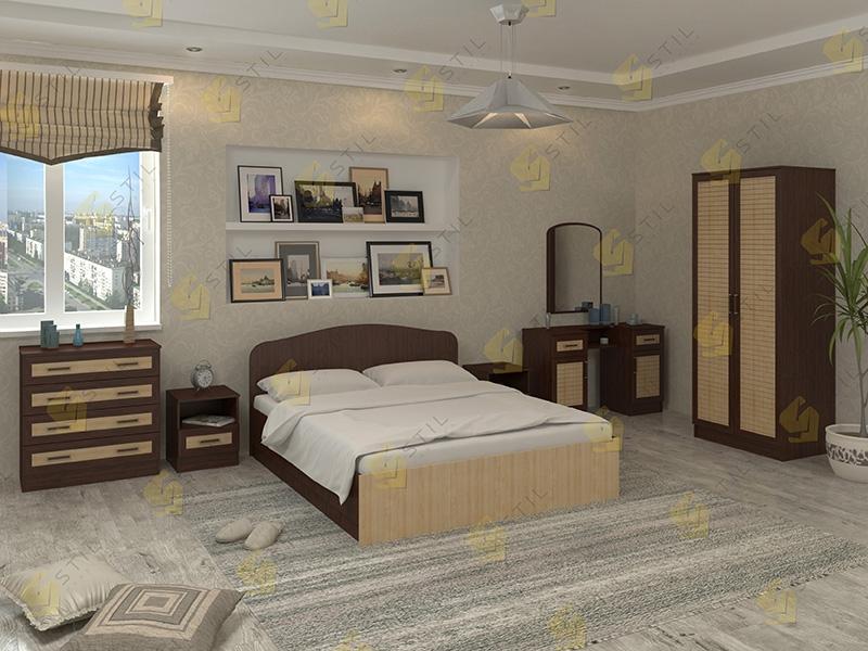 Модульная спальня Тавла 19Р