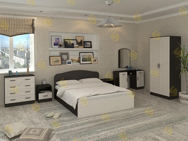 Модульная спальня Тавла 19Ж