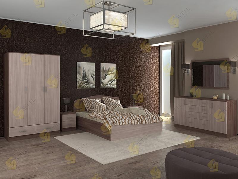 Модульная спальня Тавла 20Л