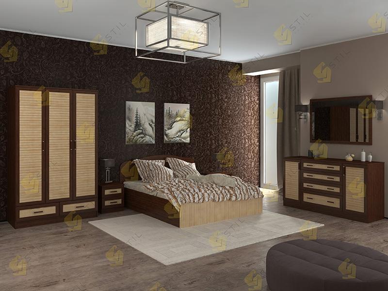 Модульная спальня Тавла 20Р