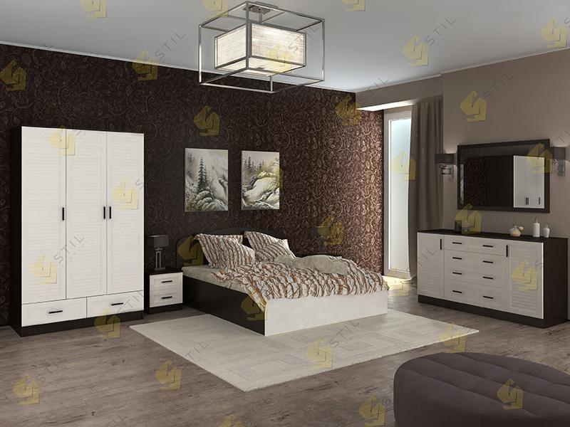 Модульная спальня Тавла 20Ж