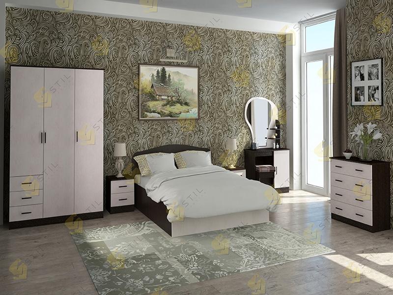 Модульная спальня Тавла 2Л