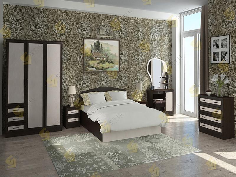Модульная спальня Тавла 2М