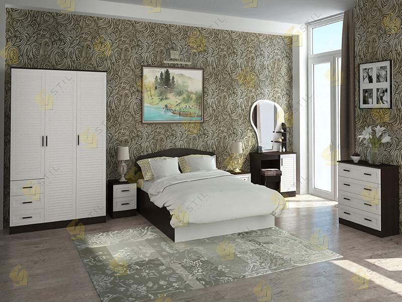 Модульная спальня Тавла 2Ж