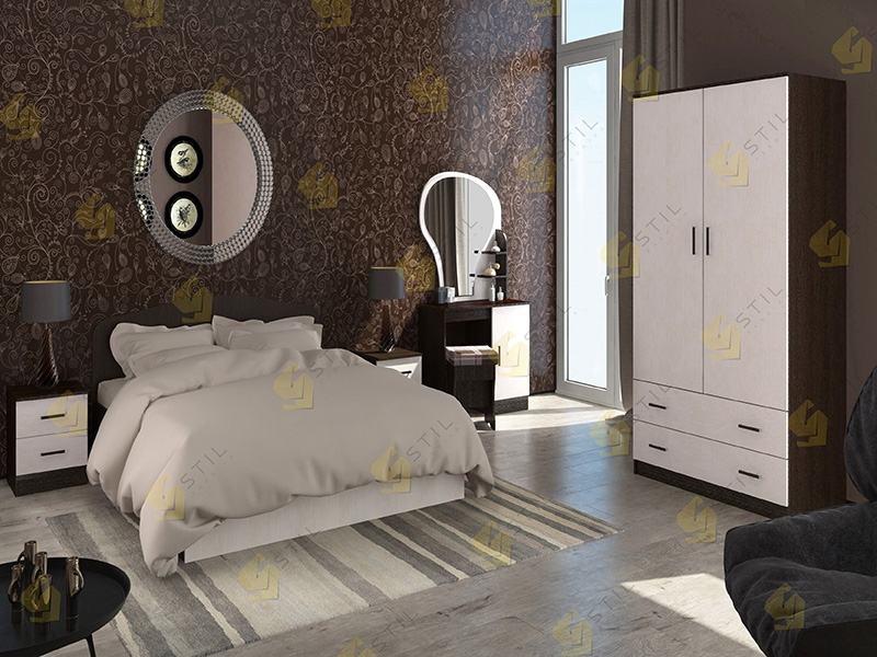 Модульная спальня Тавла 3Л