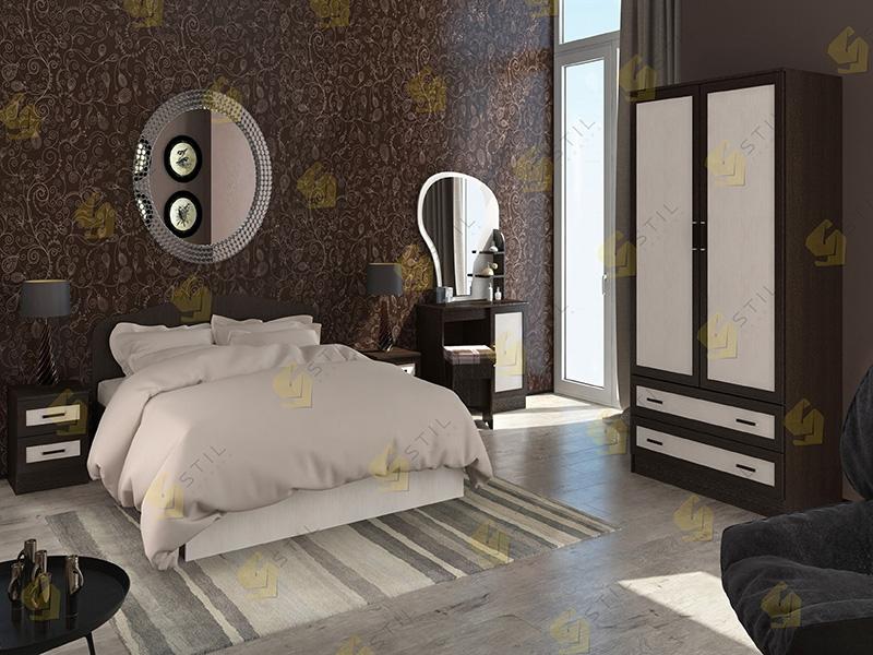 Модульная спальня Тавла 3М