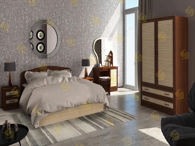 Модульная спальня Тавла 3Р