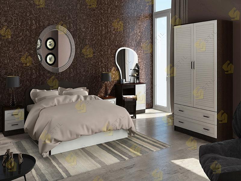 Модульная спальня Тавла 3Ж