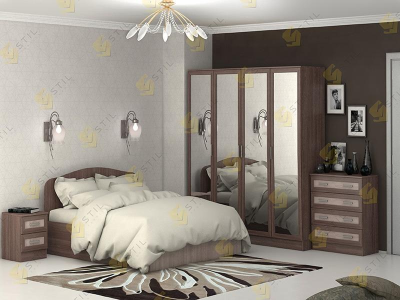 Модульная спальня Тавла 4М