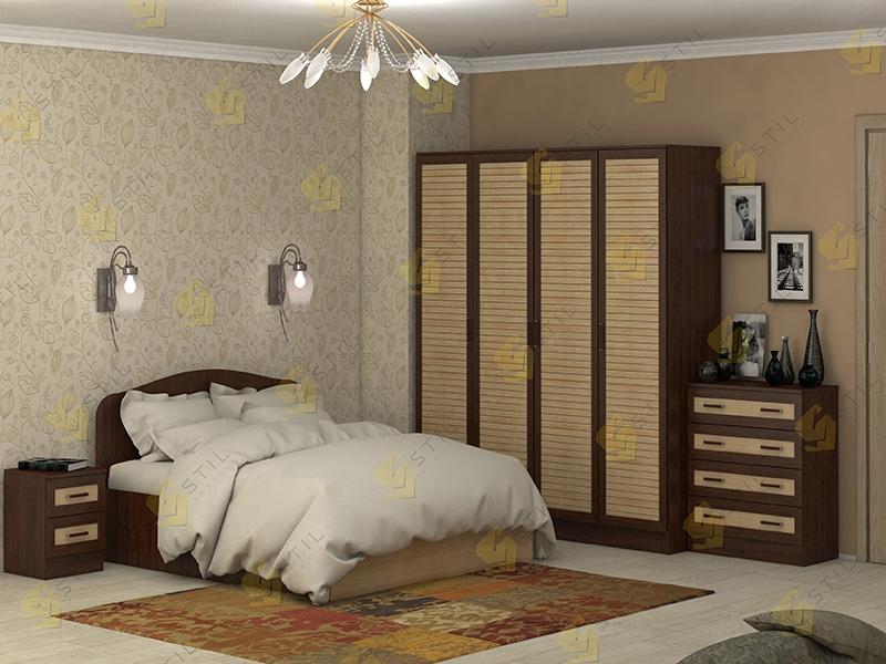 Модульная спальня Тавла 4Р