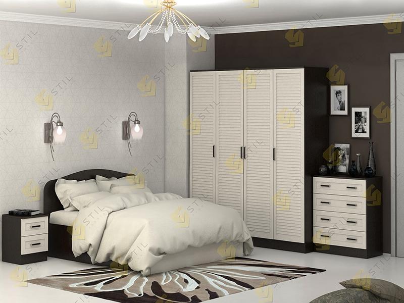 Модульная спальня Тавла 4Ж