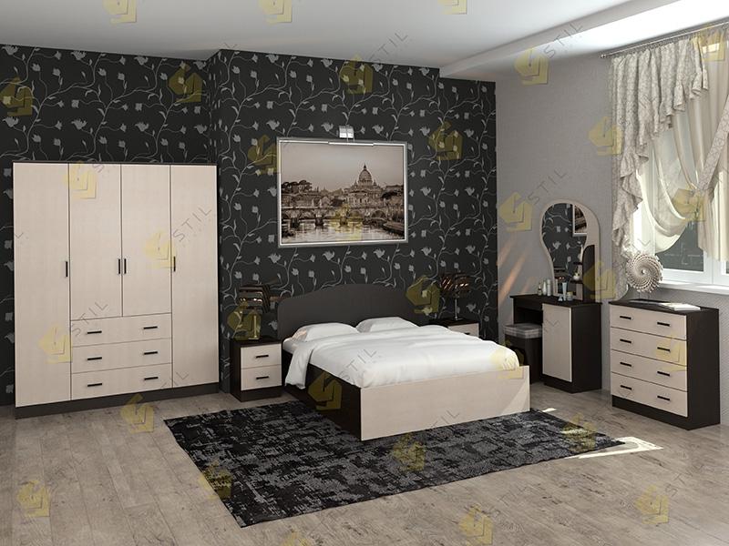 Модульная спальня Тавла 5Л