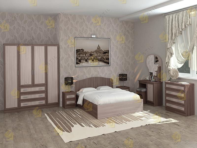 Модульная спальня Тавла 5М