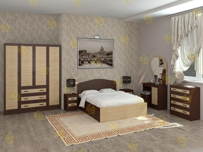 Модульная спальня Тавла 5Р