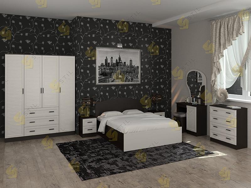 Модульная спальня Тавла 5Ж