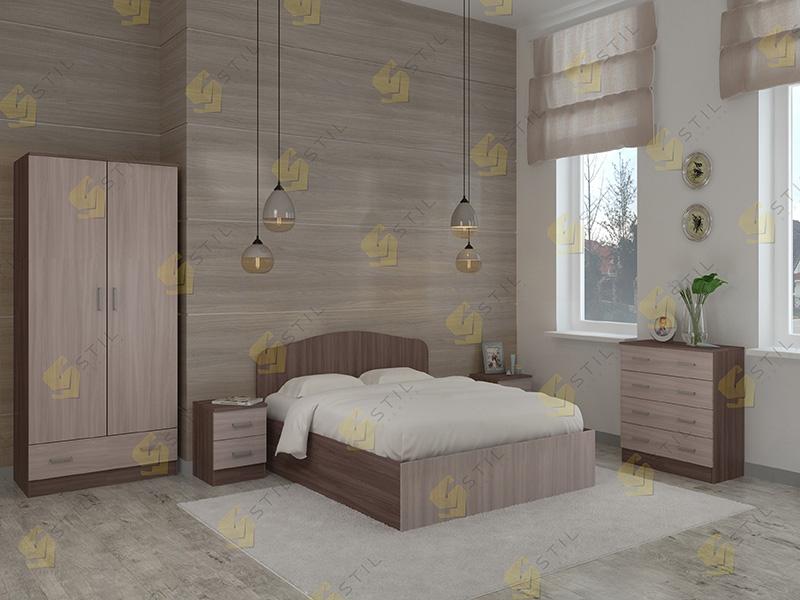 Модульная спальня Тавла 6Л
