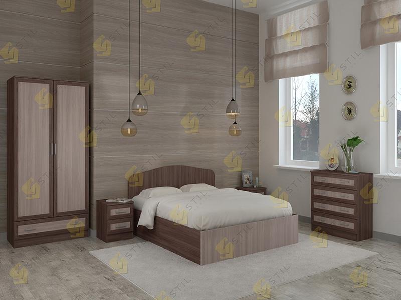 Модульная спальня Тавла 6М