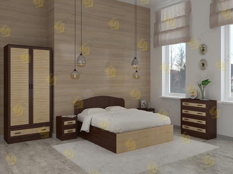 Модульная спальня Тавла 6Р