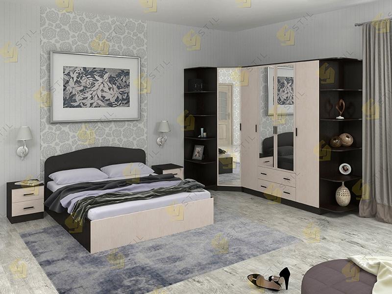 Модульная спальня Тавла 7Л