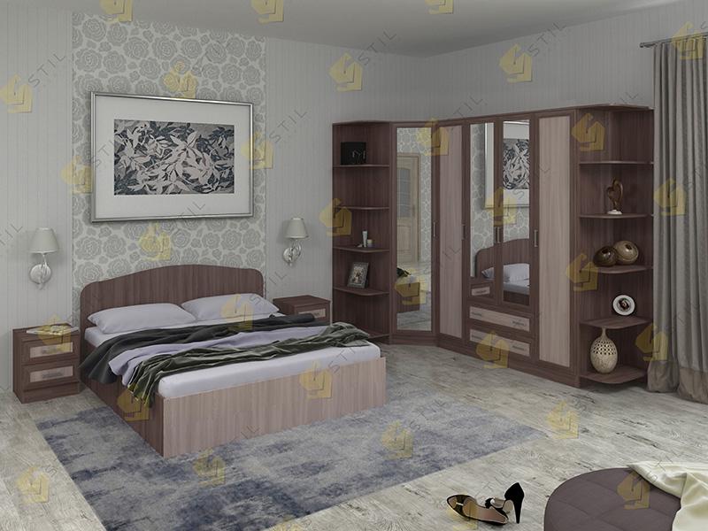 Модульная спальня Тавла 7М