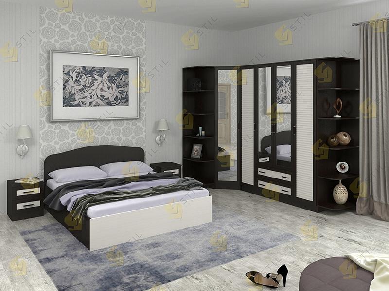 Модульная спальня Тавла 7Ж