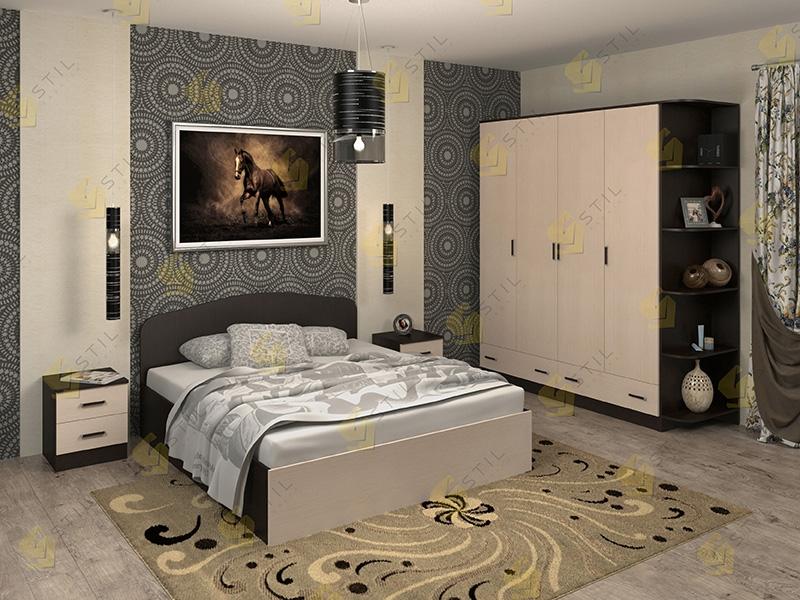 Модульная спальня Тавла 8Л