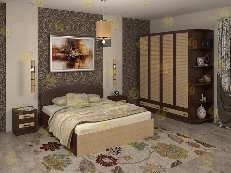 Модульная спальня Тавла 8Р
