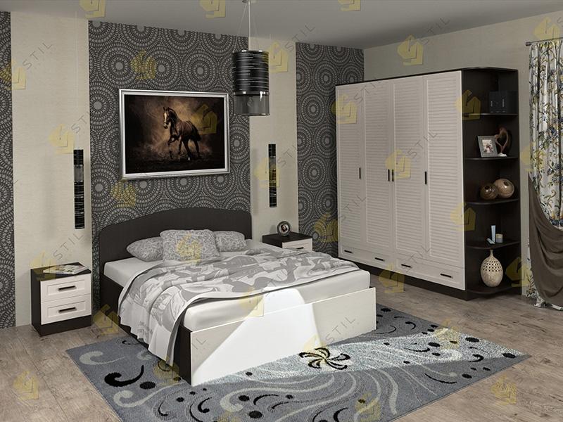 Модульная спальня Тавла 8Ж