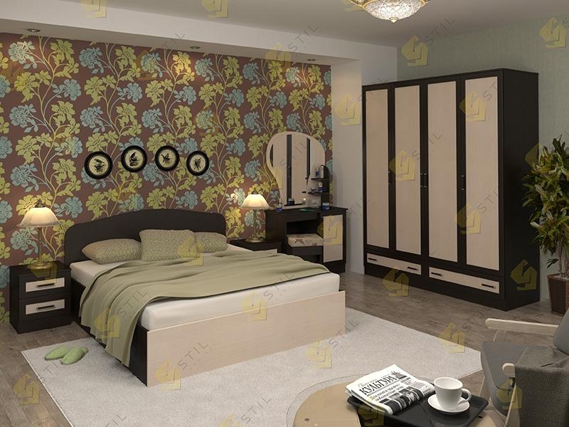 Модульная спальня Тавла 9М