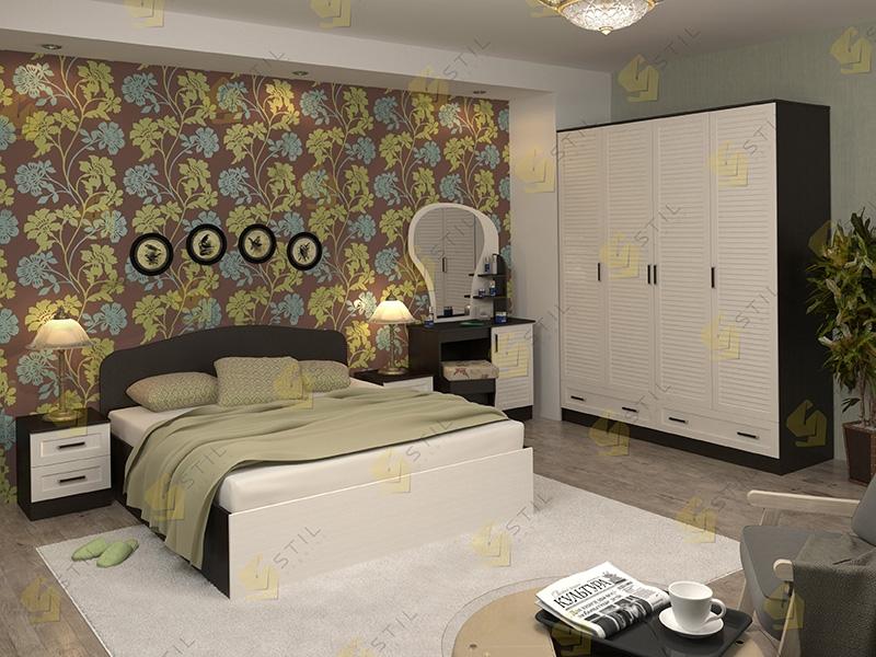 Модульная спальня Тавла 9Ж