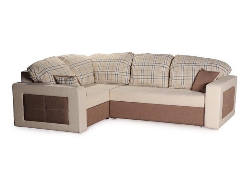 Угловой диван Ваниль
