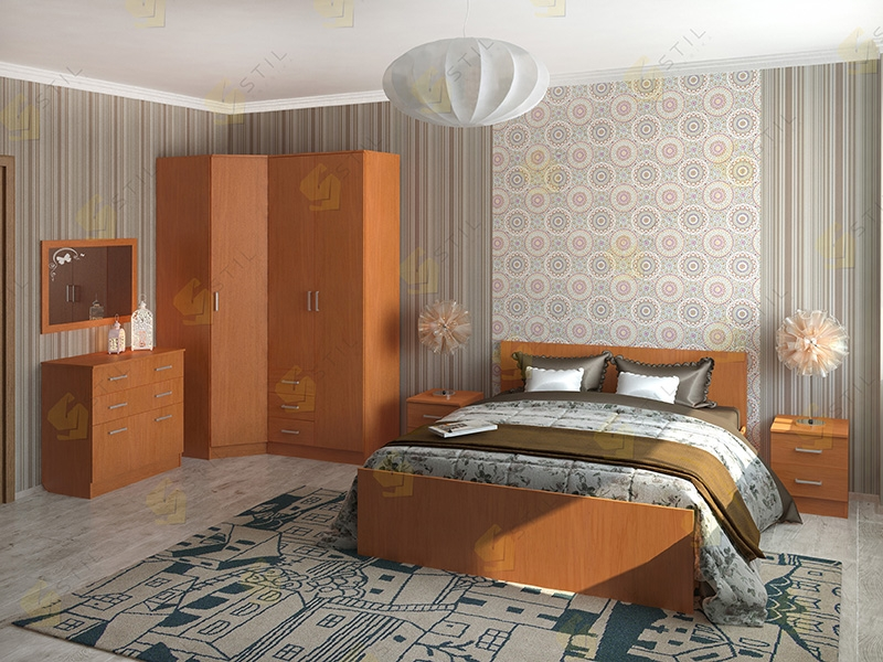 Недорогая спальня Валерия-3
