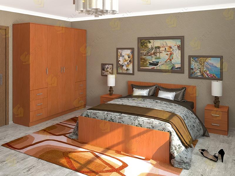 Недорогая спальня Валерия-6