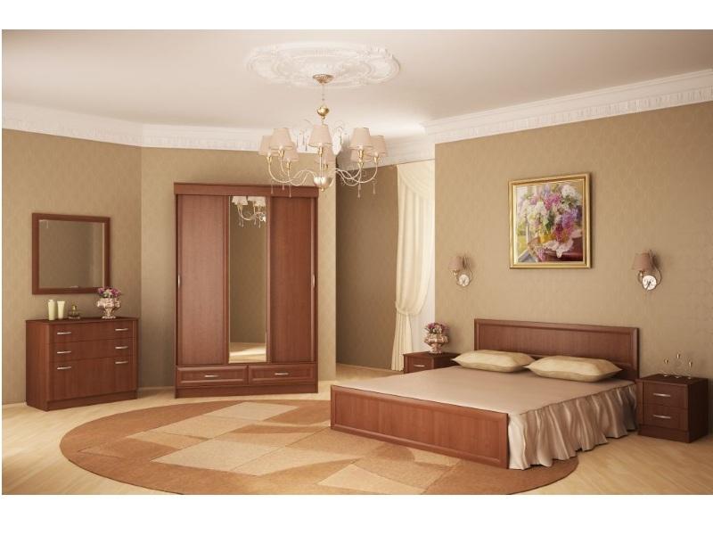 Недорогая спальня Валерия-9