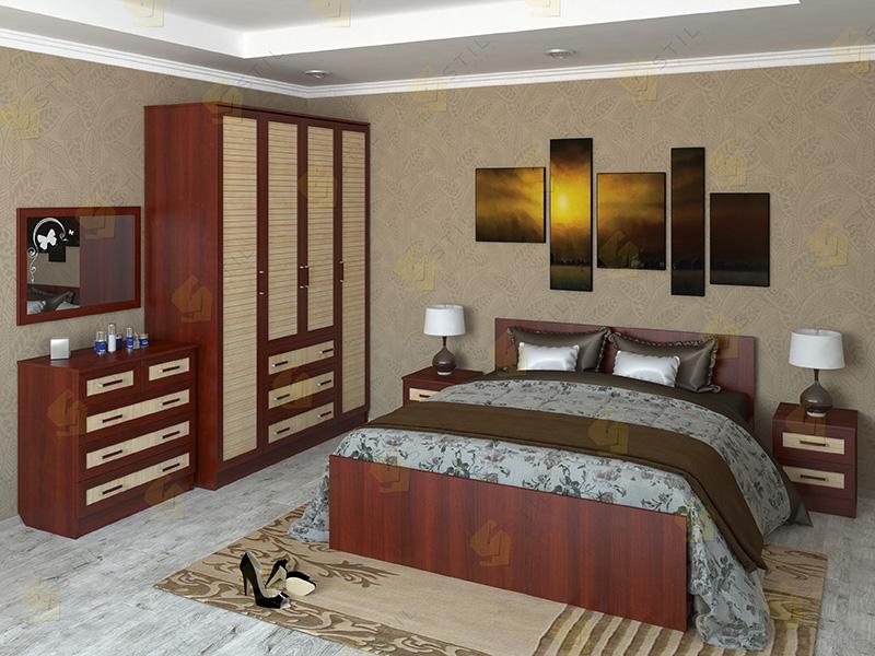 Недорогая спальня Валерия 13Р