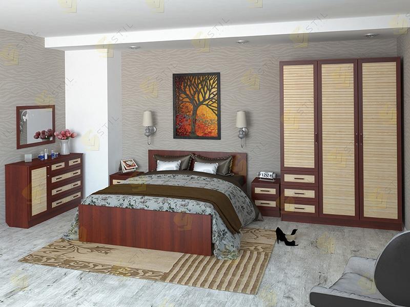 Недорогая спальня Валерия 14Р