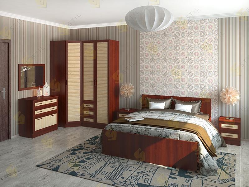 Недорогая спальня Валерия 3Р