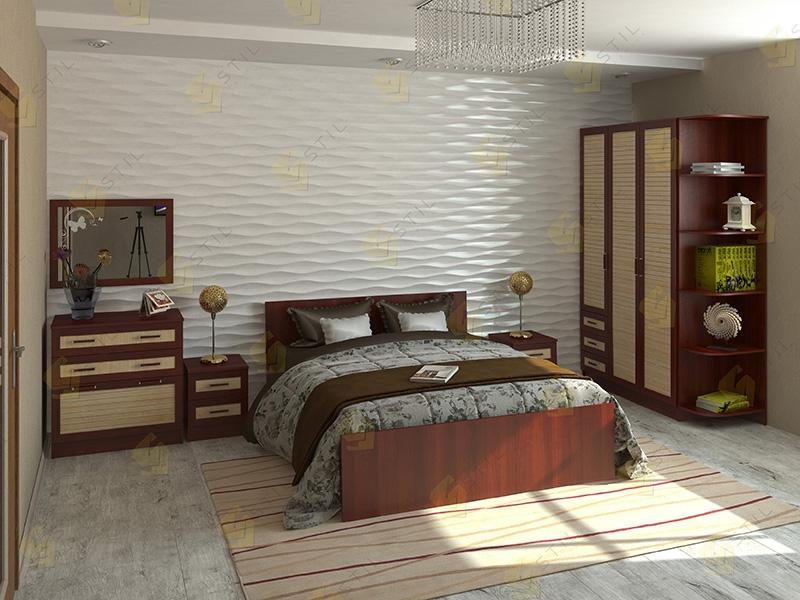 Недорогая спальня Валерия 5Р