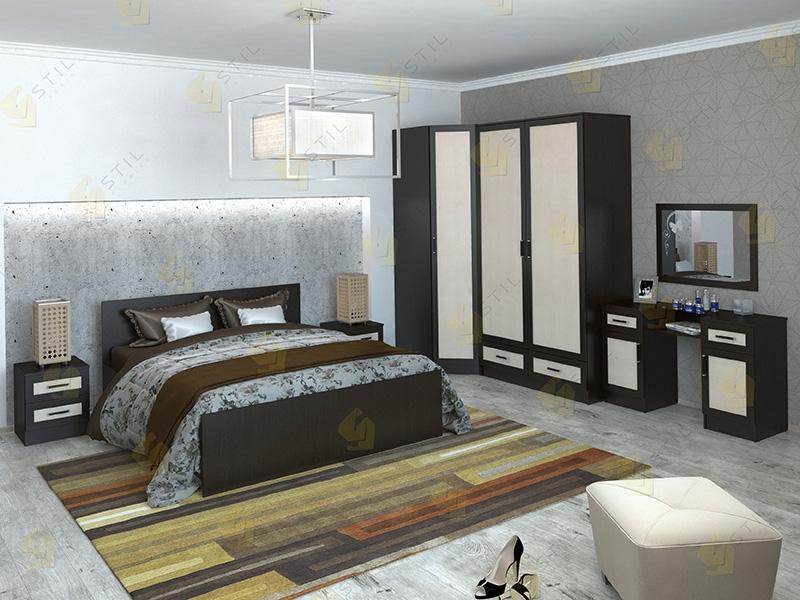 Недорогая спальня Валерия 8М