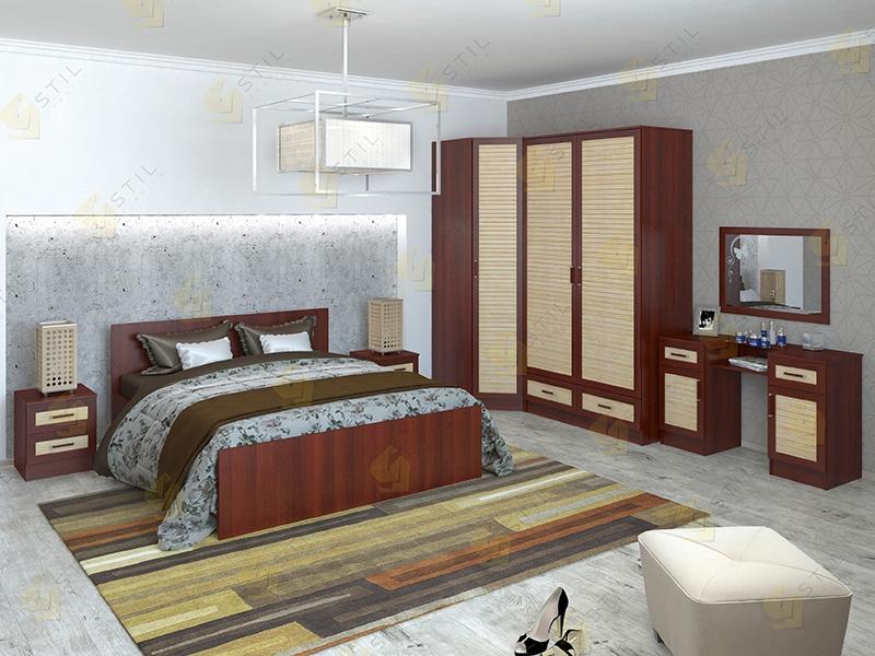 Недорогая спальня Валерия 8Р