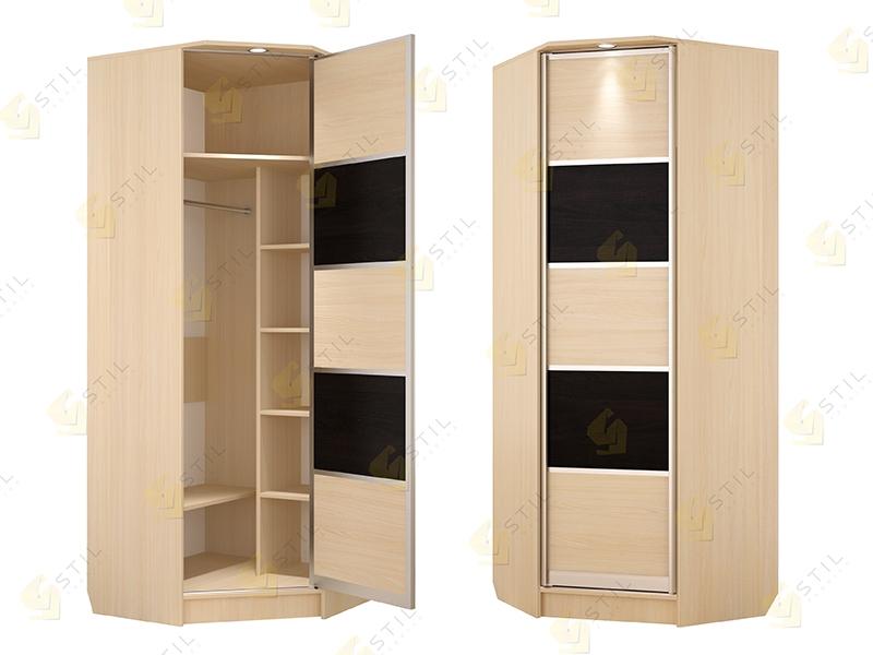 Угловой шкаф  Версаль-Р5 эконом