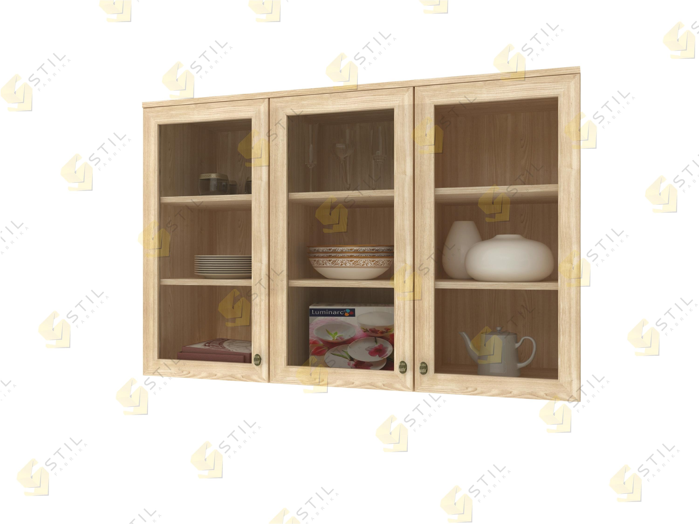 Навесной шкаф Витраж 3С