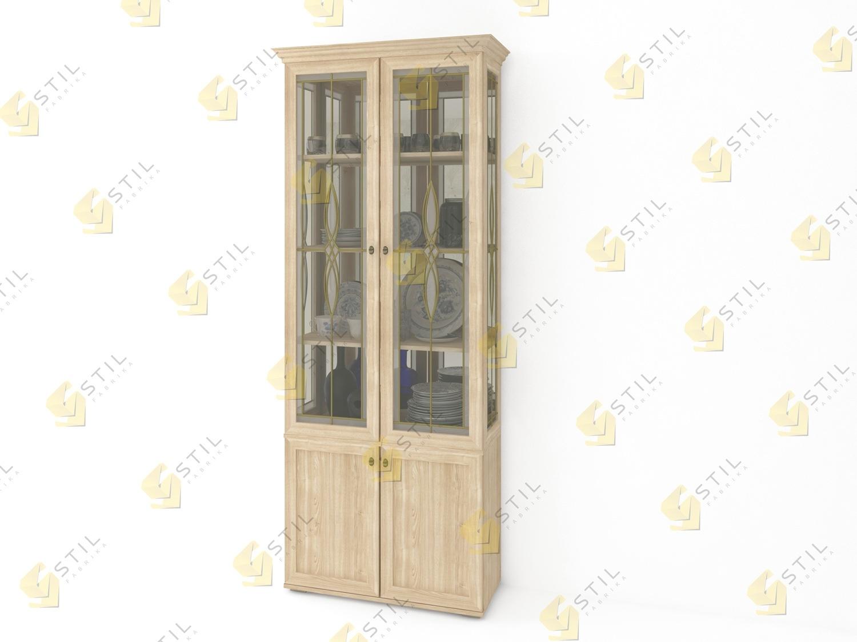 Шкаф для посуды Витраж 3В