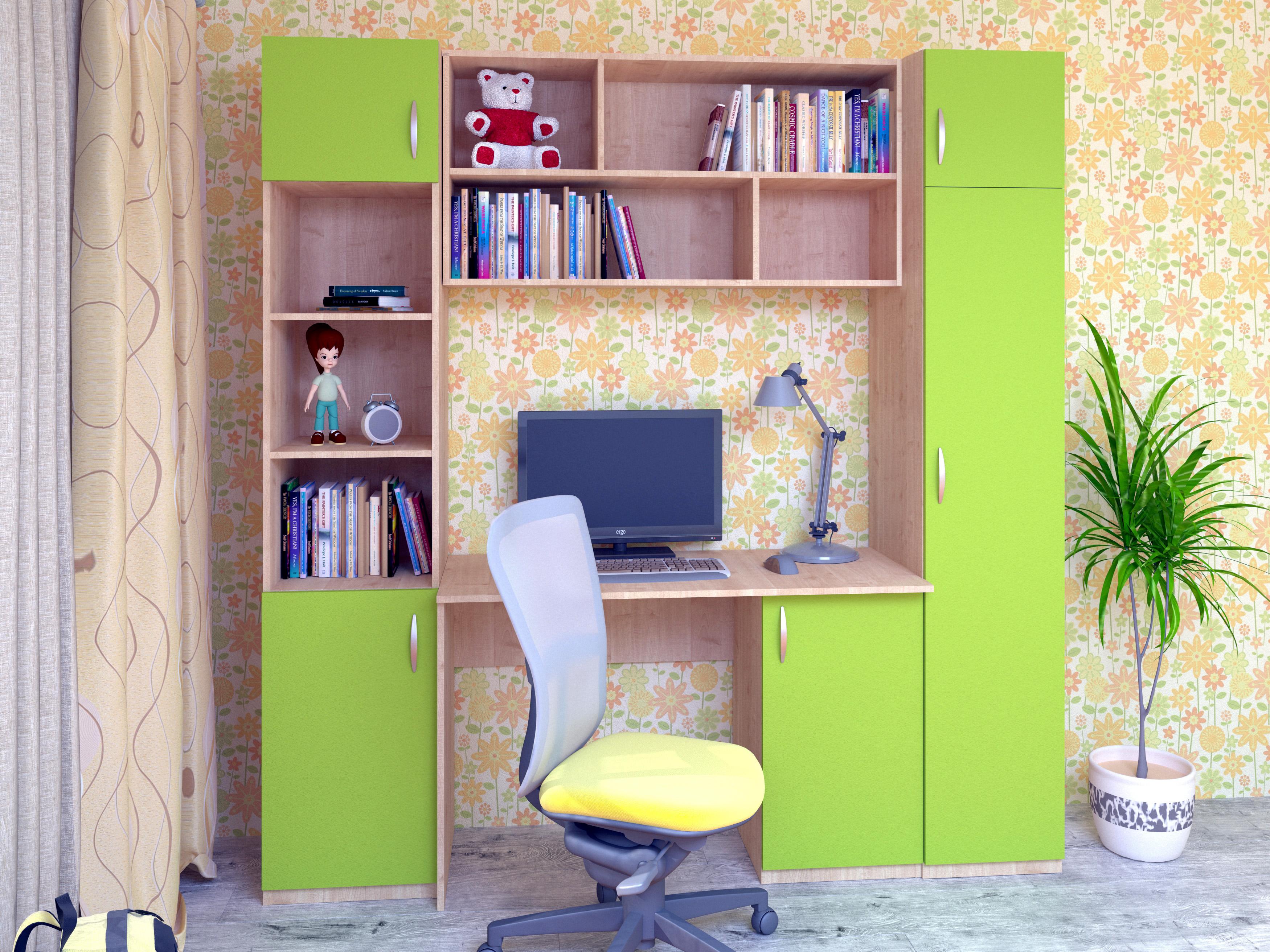Недорогая мебель для подростка Альтаир