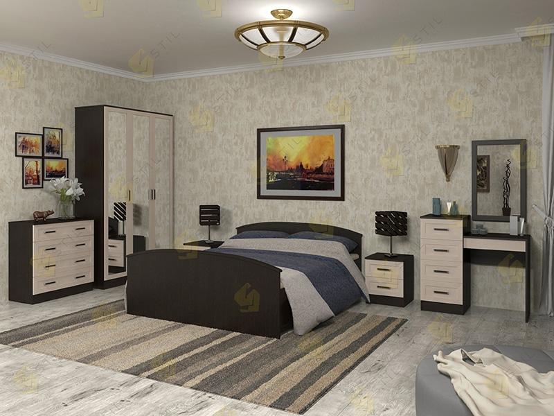 Модульная спальня Арина-1
