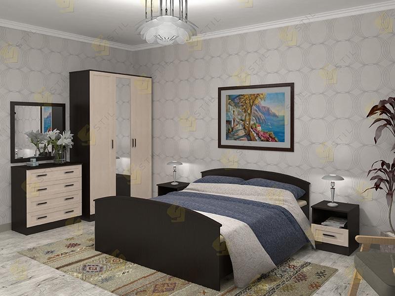 Модульная спальня Арина-2